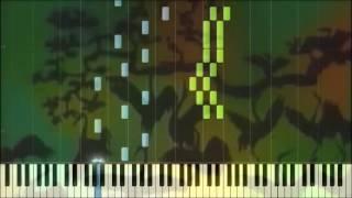 В мире животных на пианино