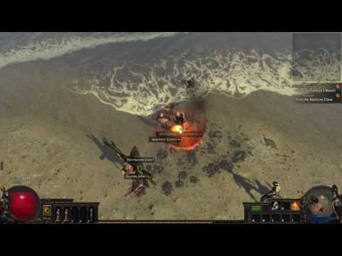 Path of Exile: Fall of Oriath BETA - Flame Totem Chieftain - Ep 1