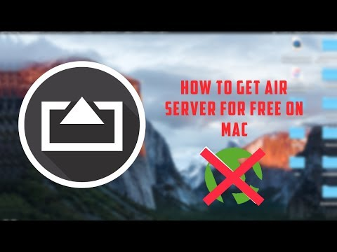 Get Air Server for Free Mac Latest Version (No Torrent)(No Alternatives/The Real Deal)