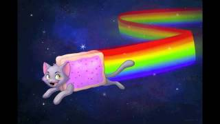 Nightcore~ Nyan Cat Tribute~ Nya nya