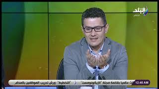 الماتش - أحمد عفيفي: رياض محرز لاعب يستحق الاحترام على دوره مع منتخب الجزائر