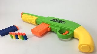 """Nerf Shotgun"""