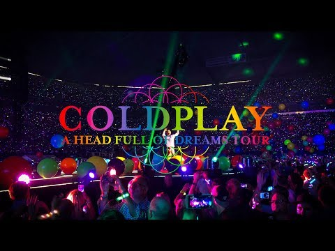 Coldplay   Live Performances (A Head Full Of Dreams Tour ) 2017 HD