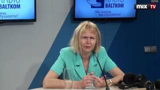 "Ирена Шинкарёва в программе ""Разворот"" #MIXTV"