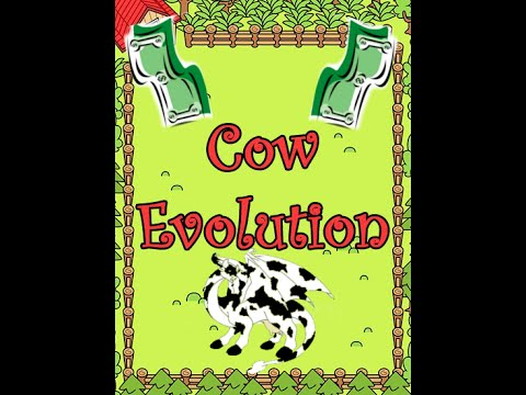 Money Cheat for cow evolution - YouTube