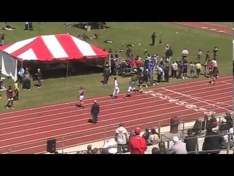 unc track meet 2013