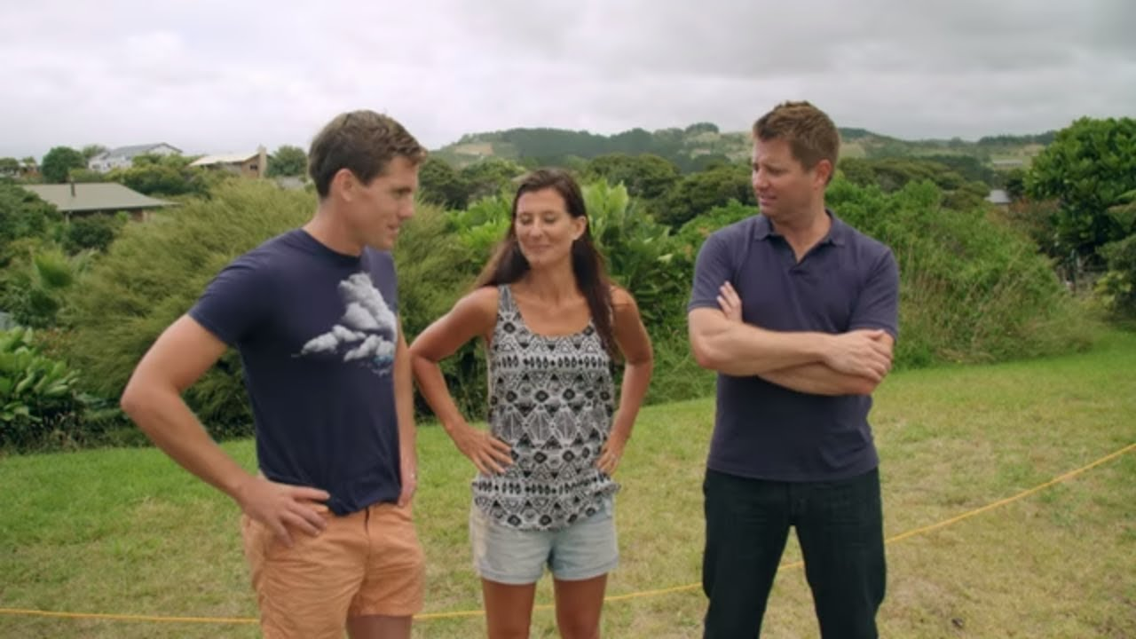 Ep 1 Here We Are Mitre 10 Tiny House With George Clarke