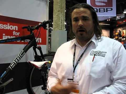 BMC 2008 mountain bike intro by Scott Thomson