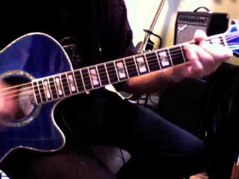 Guitar Lesson • Sweet Child O' Mine • Easy Strum Rhythm Guitar