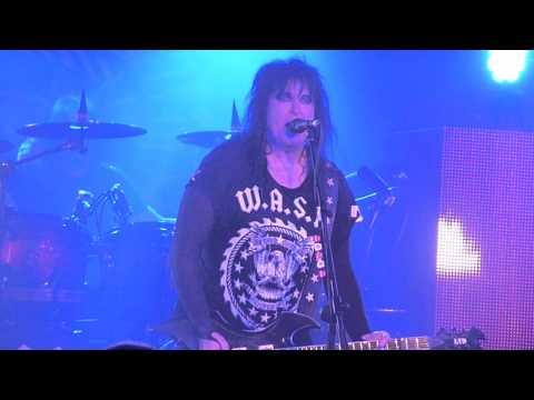 WASP Golgotha live , Limelight 1 Belfast 17.9