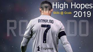 Cristiano Ronaldo   Skills @ Goals.  Ft.High Hopes
