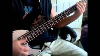 """Ring My Bell"" Anita Ward BASS COVER"