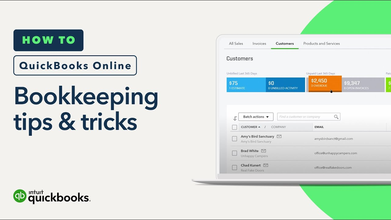 Bookkeeping Workflow Tips