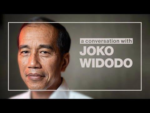 A Conversation with Indonesian President Joko Widodo