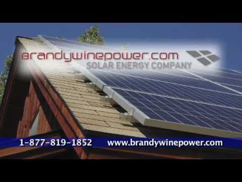 Welcome to Brandywinepower.com - Solar Energy Company