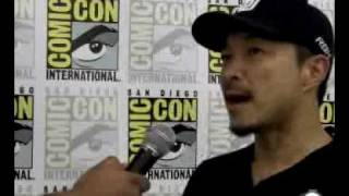 SDCC 2010-Secret Origin: The Story of DC Comics: Jim Lee Interview