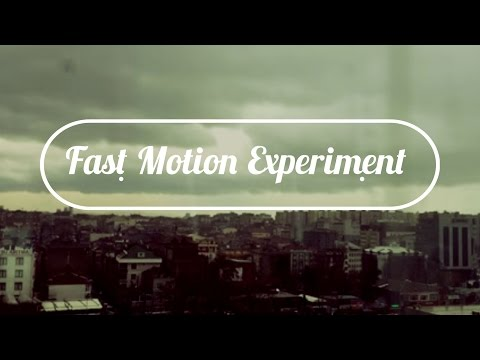 iPhone 6 Plus Fast Motion Video Experiment