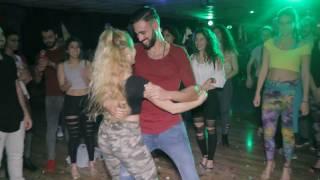 "Nerya Goodbye Party dance ""Todo No Es Casualidad"""