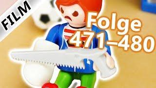 Playmobil Filme Familie Vogel: Folge 471-480 | Kinderserie | Videosammlung Compilation Deutsch