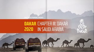Dakar 2020 - Educational Video - Chapter III : Dakar in Saudi Arabia