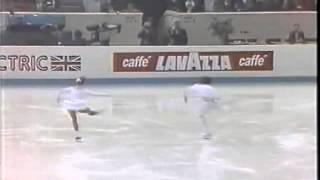 Natalia Mishkutenok & Artur Dmitriev - 1990 European Championships - SP