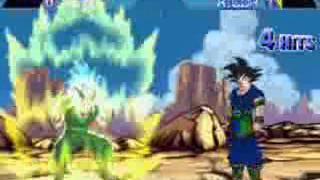 Dragon Ball AF MUGEN Project Mugen Games