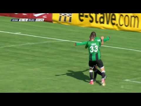 11. krog: Ankaran - Rudar 0:3 ; Prva liga Telekom Slovenije 2017/18