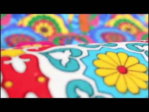 Cubre Cama para bebe en PATCHWORK from YouTube · Duration:  5 minutes 4 seconds