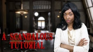 #ScandalABC Parody: A Scandalous Tutorial