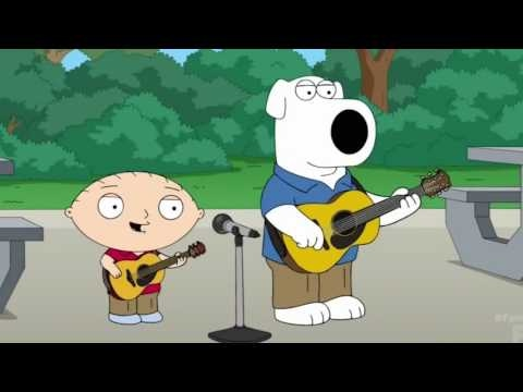 Family Guy - Red Shirt Blue Shirt (All Songs)
