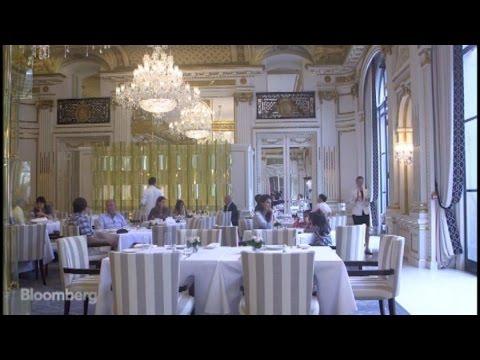 Inside The New $1-Billion Posh Hotel In Paris