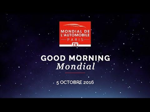 Good Morning Mondial 5 Octobre 2016