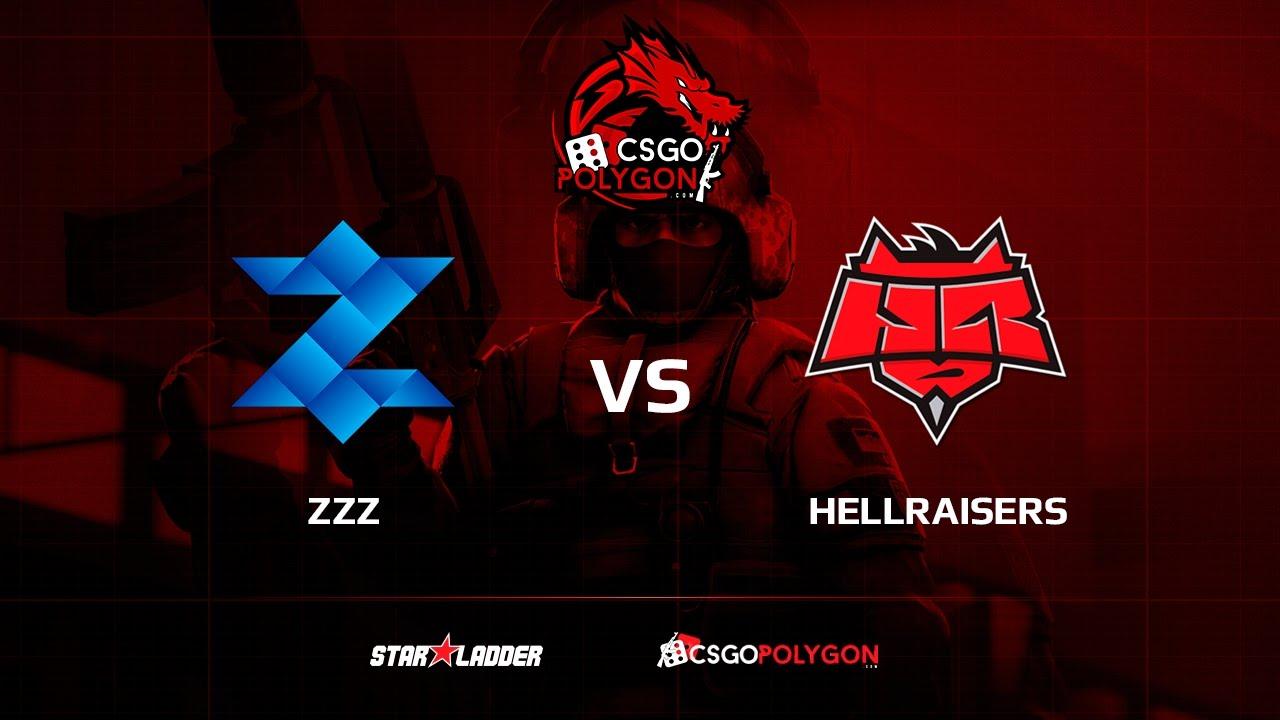 zzz vs HellRaisers, cache, Binary Dragons csgopolygon Season 1