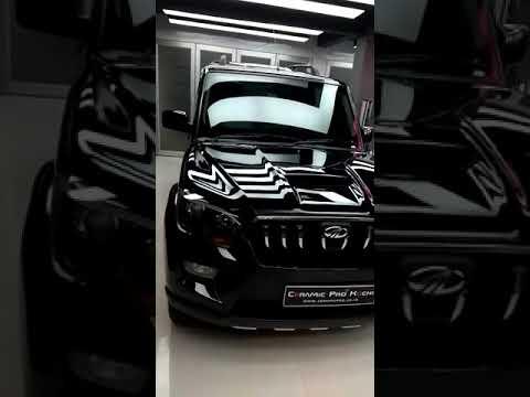 Scorpio S10 Black beauty ceramic coated.