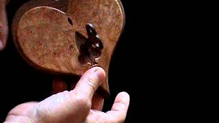 Locking Heart Box
