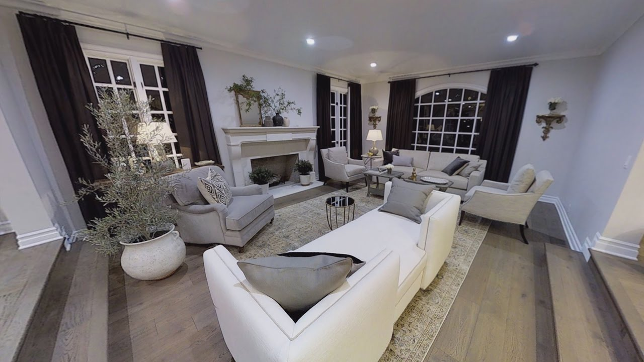 Nate and Jeremiah By Design Virtual House Tour Saeedy Family 360 Video  YouTube