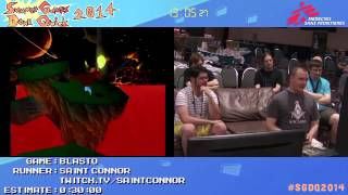 Summer Games Done Quick 2014 - Part 44 - Blasto