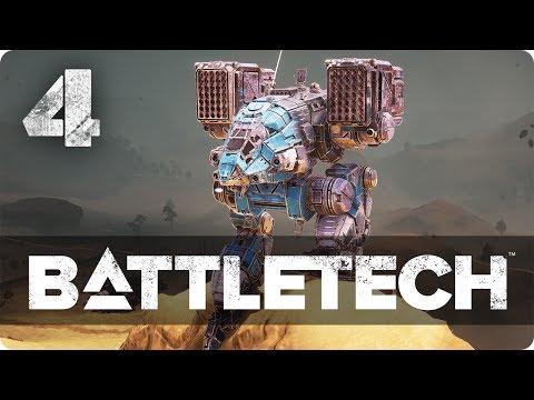 Battletech 2017 Beta Review - Sensor Lock + Indirect Fire = Dead Mechs!