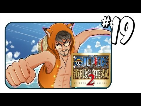 Never focus a God right away! | One Piece: Pirate warriors 2 | Ep.19