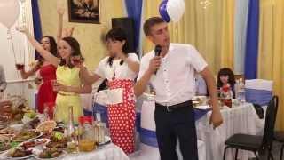 подарок на свадьбу, песня 'давай до свидания'