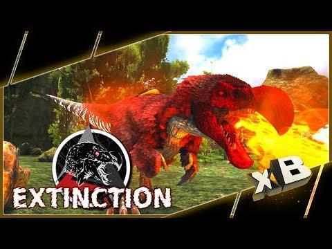 NEW ALPHA DODOREXY TAME! :: MODDED ARK: Extinction :: Ep 19