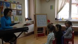 Уроки музыки в саду. Ч. 5. Агашка. Март 2014
