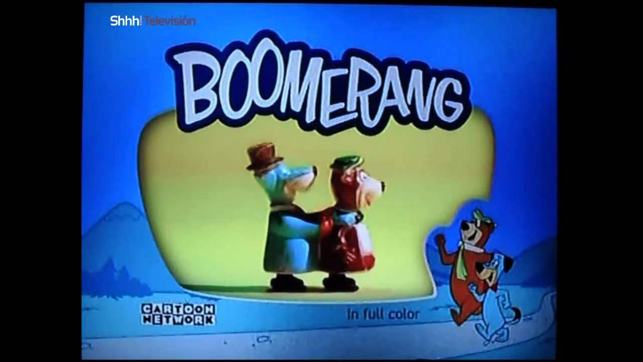 boomerang us bumpers youtube