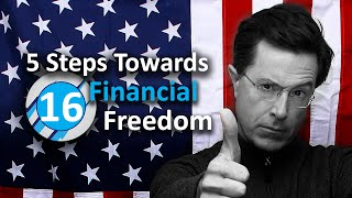 SeizeYourBusiness Videocast Episode 16   5 Steps Towards Financial Freedom Taji Clark