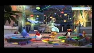 [Wii] Rio presentacion y primeros minutos de la adaptación de la película