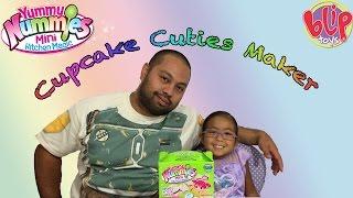 Yummy Nummies Mini Kitchen Magic - Cupcake Cuties Maker - Candy Kit