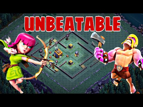 best-builder-hall-8-base-layout-w/proof-|-coc-best-bh8-base-layout-|-anti-2-star---clash-of-clans