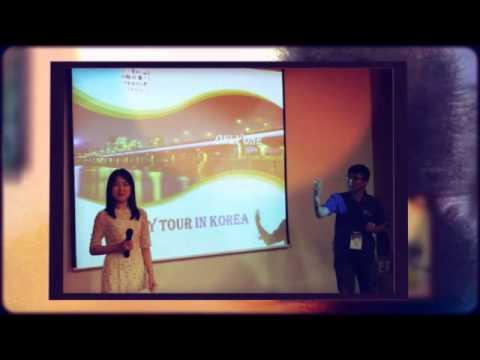 Global Internship Program 2013- CJ Corp- 5 to 23 Aug 2013, Korea