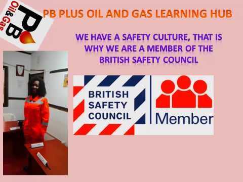 oil and gas training in Nigeria