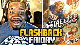 "HOW IS THAT POSSIBLE !!! - NFL Street 2 - "" Flashback Friday """
